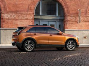 Cadillac XT4 - New York 2018