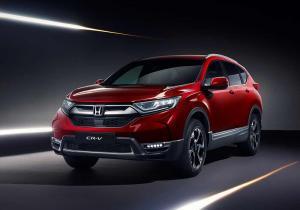 Honda CR-V 2018 Genf