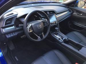 Honda Civic Executive Premium 1.0 VTEC Turbo 5 Türer (Hatchback) 2017 im Fahrbericht
