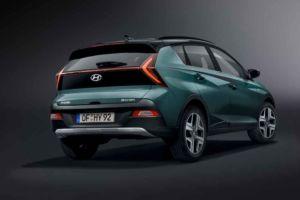 Hyundai Bayon 2021