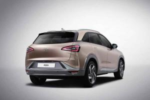 Hyundai FCEV  CES 2018