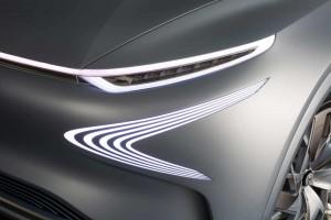 Hyundai FE Fuel Cell Concept - Genf 2017