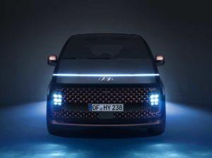 Hyundai Staria - 2021