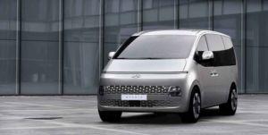 Neue Transporter-Baureihe: Hyundai Staria