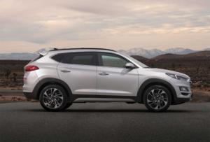 Hyundai Tucson Modelljahr 2019 - Facelift