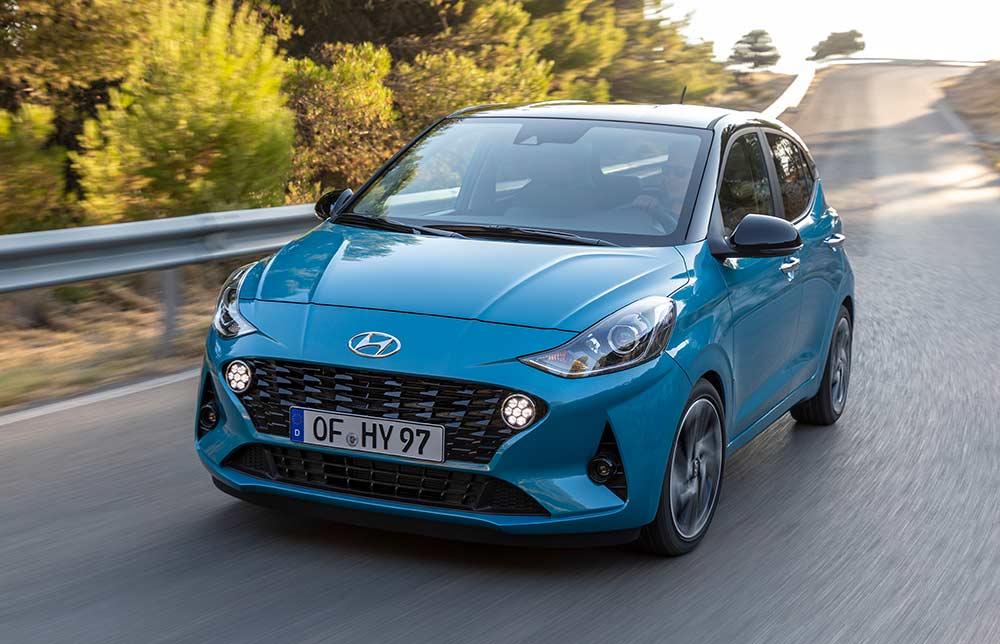Hyundai i10 - MY 2020