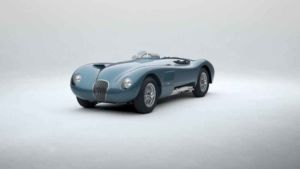 Jaguar C-Type Continuation Modell 2021