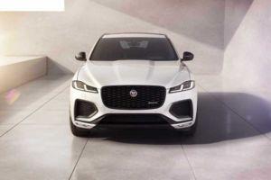 Jaguar F-Pace MJ 2022