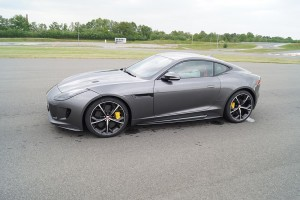 Jaguar F-Type R Coupé AWD