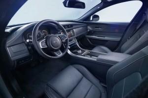 Interieur Jaguar XF 2016