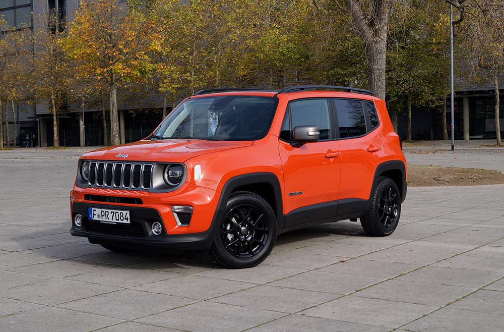 Jeep Renegade 1.0l T-GDI Limited MJ 2019
