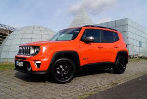 Jeep Renegade 1.0l T-GDI Limited MJ 2019