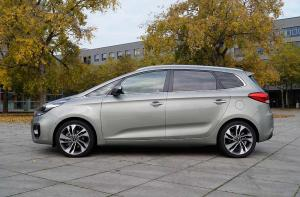 Kia Carens 1.7 CRDi Spirit