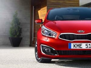 Kia Proceed Modelljahr 2016