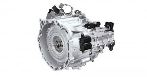 Seven-speed DCT
