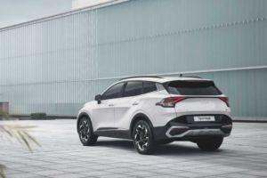 Neuer Kia Sportage Globale Version