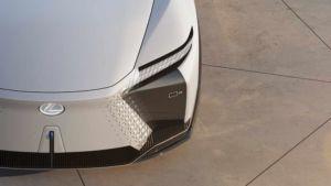 Lexus LF-Z Electrified 2021