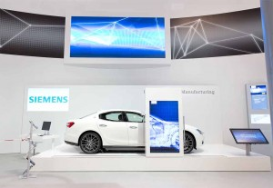 Maserati HMI - Siemens - Industrie 4.0