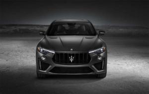 Maserati Levante Trofeo - New York Autoshow 2018