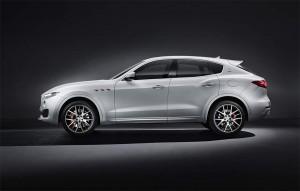 Maserati Levante - Genf 2016