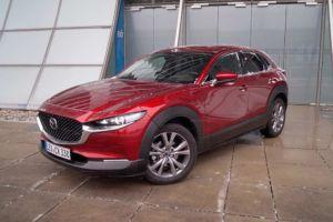 Mazda CX-30 Selection Skyactiv-G 2.0 150 M Hybrid AWD