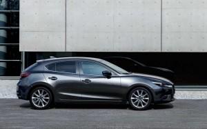 Mazda3 Mj. 2017