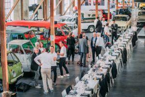 Verleihung der Dealer Excellence Awards 2021 in Augsburger Mazda Classic Sammlung