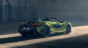 McLaren 600LT Spider - 2019