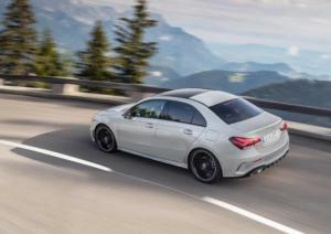 Mercedes A-Klasse V177 - 2018