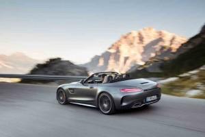 Mercedes-AMG GT Roadster und GT C Roadster