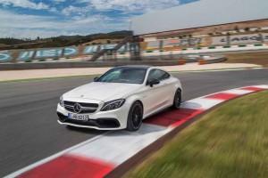 Mercedes-AMG C 63 Coupé 2016
