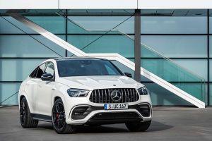 Mercedes-AMG GLE 63 4Matic+ Coupé 2020