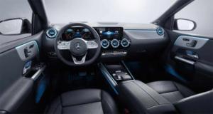 Mercedes B-Klasse - Paris 2018