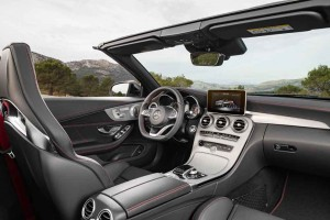 Mercedes C-Klasse Cabrio - Genf 2016