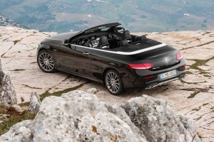 Mercedes C-Klasse Cabrio - Genf 2016Caption: C 43 4MATIC Cabriolet;