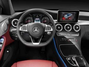 Mercedes C-Klasse Coupe 2016