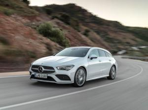 Mercedes CLA Shooting Brake - Genf 2019
