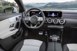 Mercedes CLA Shooting Brake - Genf 2019