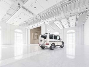 Mercedes-Designo Manufaktur für die Mercedes G-Klasse
