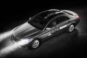 Mercedes Digital HD-Light