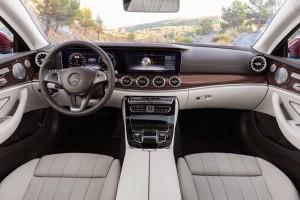 Mercedes E-Klasse Coupé 2017
