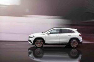 Mercedes EQA - Elektrisches Kompakt SUV 2021