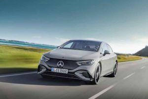 Mercedes EQE - IAA 2021