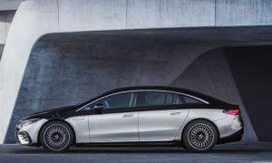 Mercedes EQS 2021 First Edition