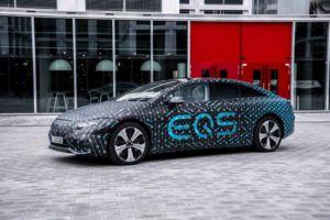 Mercedes EQS - Markteinführung 2021