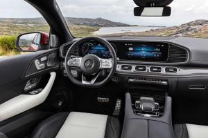 Mercedes GLE Coupé - IAA 2019