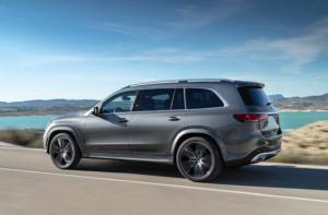 Mercedes GLS - New York 2019