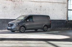 Mercedes Vans 2020