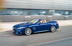 Mercedes SL 2016