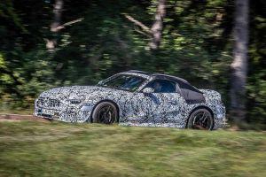 Mercedes-AMG SL Roadster 2021 - Abnahmefahrt